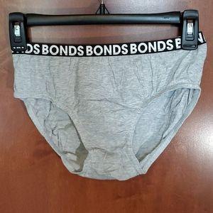 Gray BONDS Low Rise Bikini Briefs